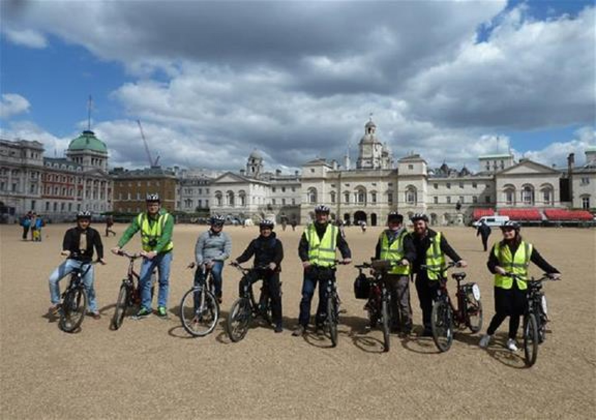 Royal Parks and Palaces Bike Tour of London