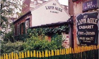 Au Lapin Agile - Cabaret in Paris