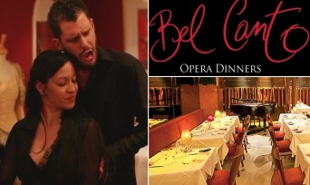 Bel Canto Opera with Dinner in Paris